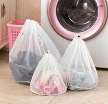 Load image into Gallery viewer, 1Pc Laundry Bags Drawstring Bra Underwear Laundry Bags Household Cleaning Tools Wash Laundry #PY55