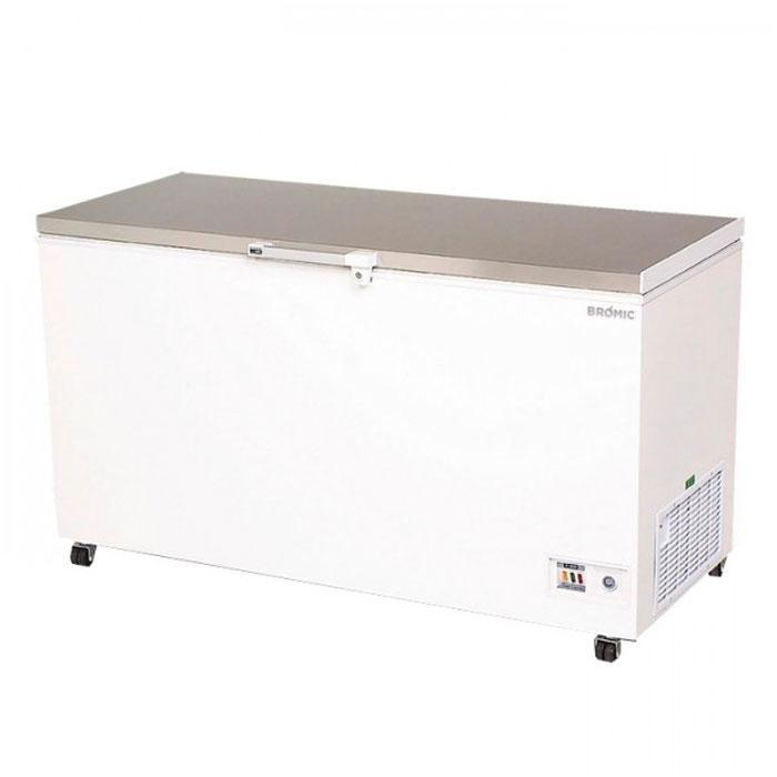 Bromic 492L Flat Top S/S Storage Chest Freezer CF0500FTSS