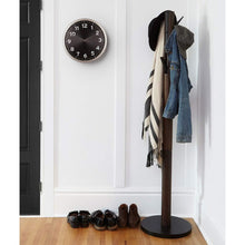 Load image into Gallery viewer, Select nice lyn memory coat rack wooden coat rack hanger hat tote hanger household coat rack 168 5cm base diameter of about 40cm color a