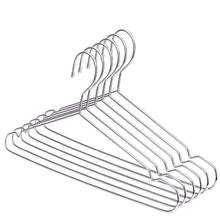 Load image into Gallery viewer, Top xyijia hanger super strong stainless steel metal wire hangers clothes hangers coat hanger suit hanger 30pcs lot