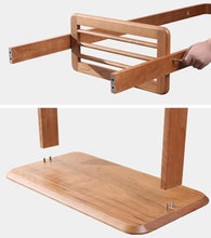 Load image into Gallery viewer, Top wyqsz solid wood coat rack bedroom floor storage hanger simple clothes rack home hanger coat rack 8563 color b