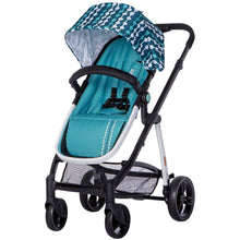Load image into Gallery viewer, Dream On Me Mia Moda Marisa Three-in-One Stroller, Aqua