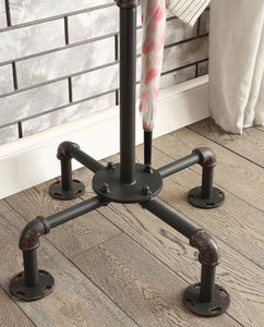 Order now homes inside out idf 7914cr cuprite industrial coat rack
