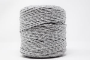 FABRIC YARN - TIRANA (HEATHER GRAY COLOR)