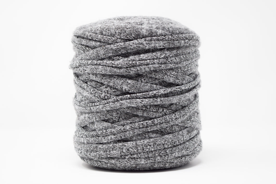 FABRIC YARN - BRUSSELS (HEATHER GRAY COLOR)