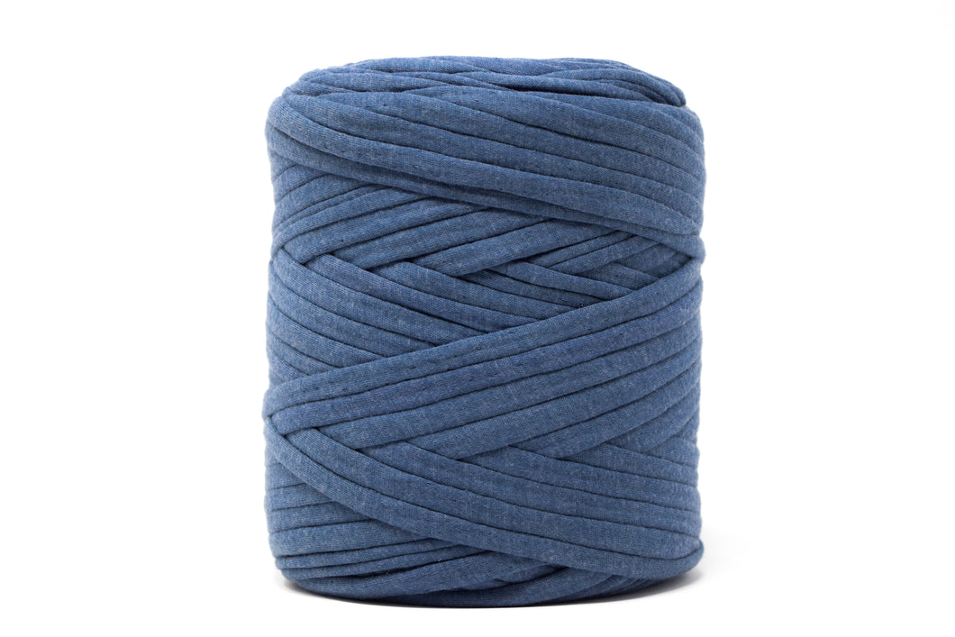 FABRIC YARN - ORANJESTAD (GRAY - BLUE COLOR)
