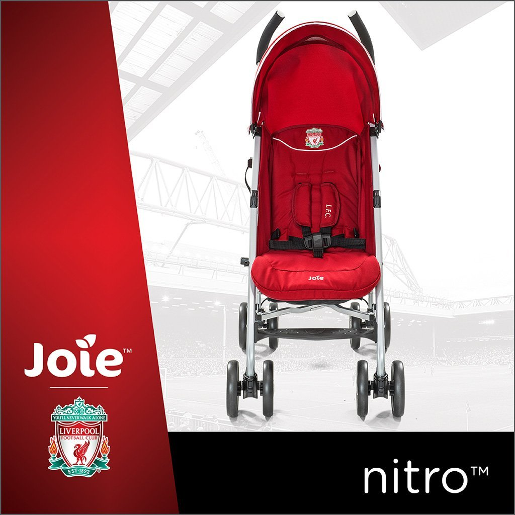 JOIE x Liverpool Nitro LC Red Crest