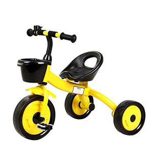 &Baby Stroller Baby Trike,Kid's Tricycle Roll 'n Rider Trike Ride On (Color : B)