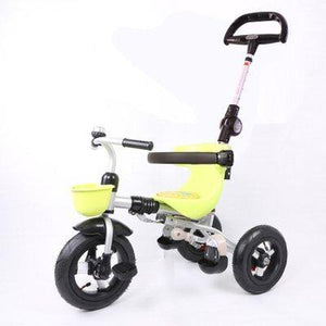&Baby Stroller Children's Tricycle Baby Trolley Folding Infant Child Bicycle 1-3 Years Old (Color : 1#)