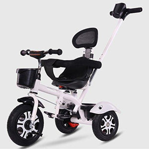 &Baby Stroller Children's Tricycle Bicycle 3-6 Year Old Baby Stroller Lightweight Stroller (Color : 1#)
