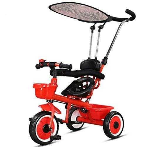 &Baby Stroller Children's Tricycle Children's Bicycle 1-3-5 Years Old (Color : 2#)
