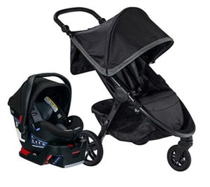 Britax B-Free & B-Safe Ultra Travel System