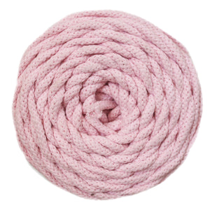 COTTON AIR CORD 4.5 MM - BABY PINK COLOR
