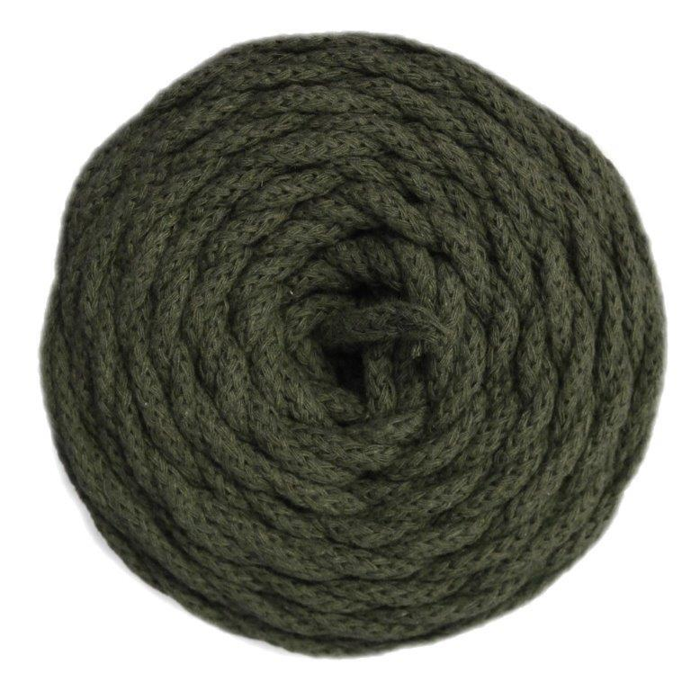 COTTON AIR 4.5 MM - OLIVE GREEN COLOR