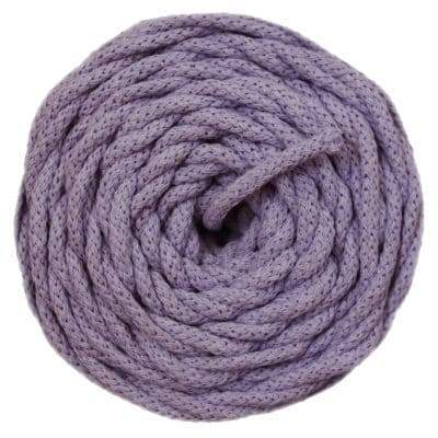 COTTON AIR CORD 4.5 MM - LILAC COLOR