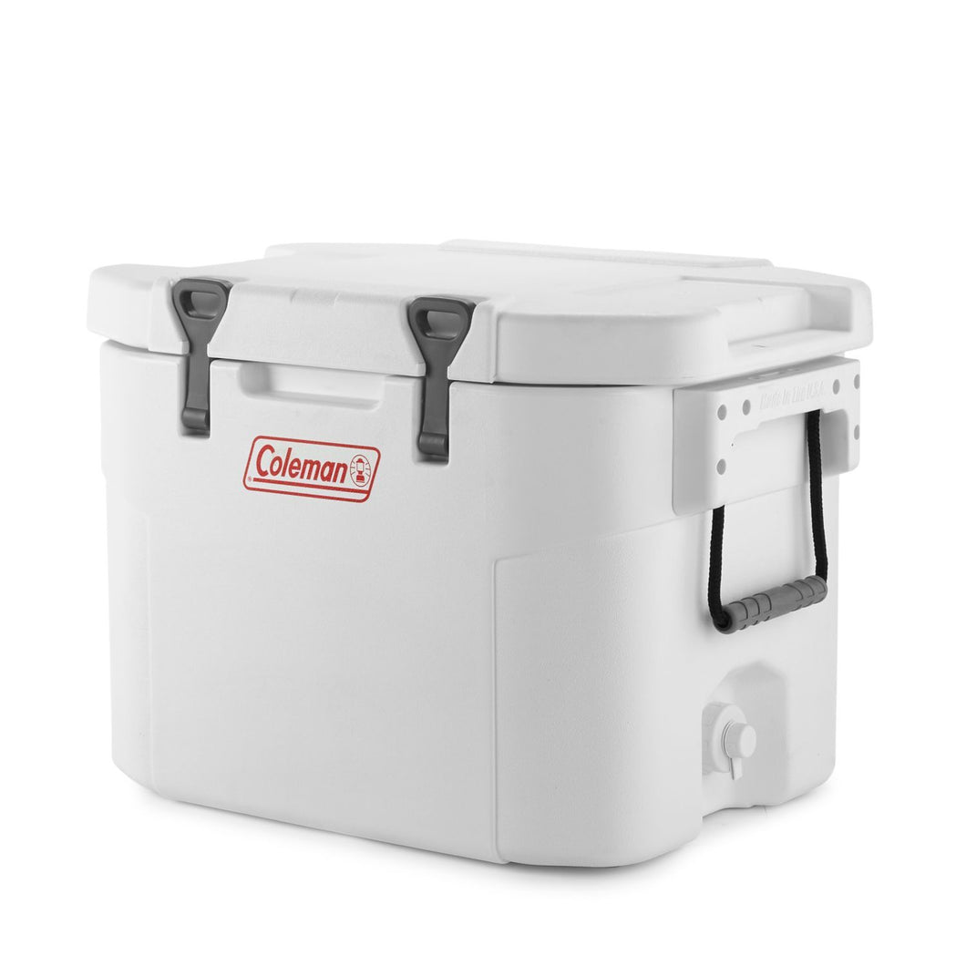 Coleman 55Qt Super Cooler-White