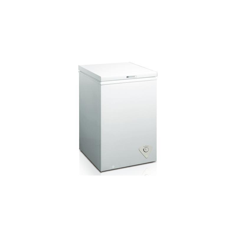 Media CHEST FREEZER 110 LTR NET   ADJUSTABLE THERMOSTAT - EASY CLEANING INTERIOR - REMOVABLE STORAGE BASKET - ENERGY SAVING - KEY LOCK