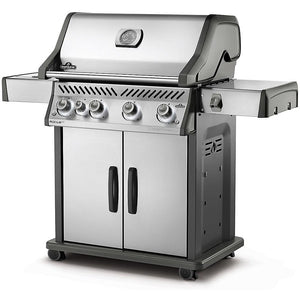 Napoleon Rogue 525 Special Edition Natural Gas Grill with Infrared Side Burner RSE525SIB