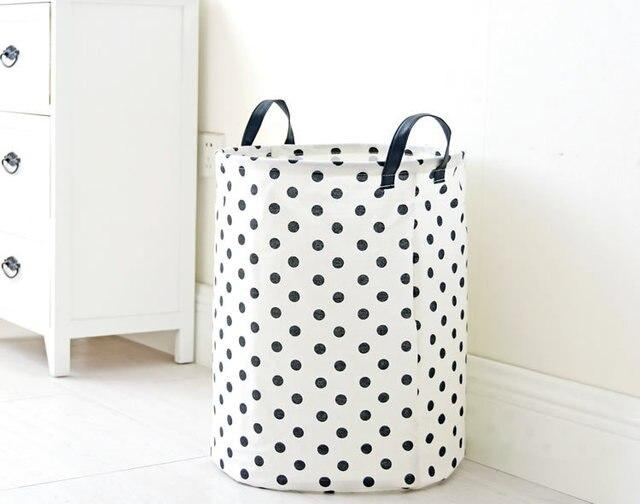Large Foldable Laundry Basket