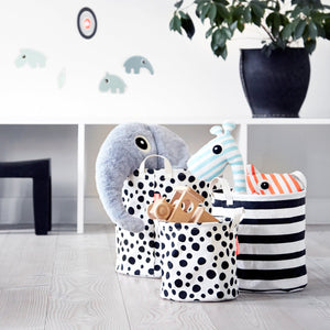 Done by Deer Soft Storage Baskets 3pc