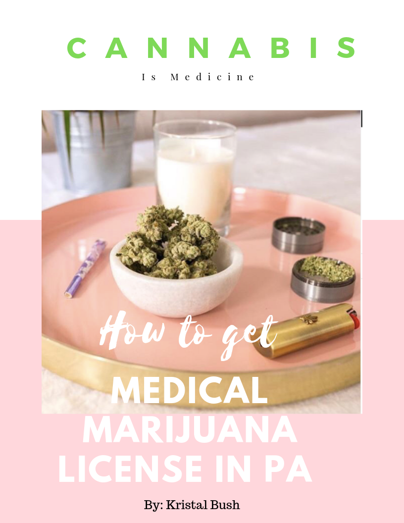PA Medical Marijuana License Ebook - Stay Lyfted