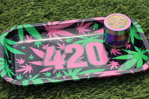 420 Rolling Tray - Stay Lyfted