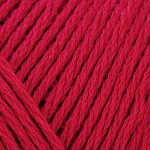 COTTON FLEECE - BARN RED