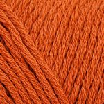 COTTON FLEECE - WILD ORANGE