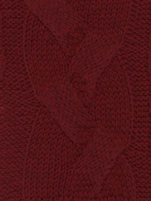 Cashmere Light - 8126 Burgundy