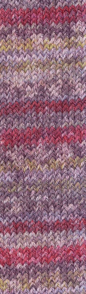 Lana Mia Cotone - 2310 Mauve, Red, Citric