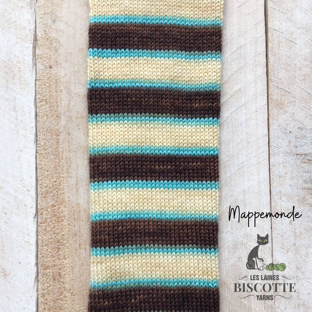 Bis Sock - Mappemonde