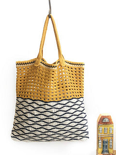 Soho Crochet Bag Pattern