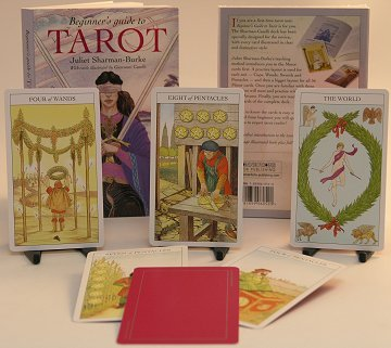 BEGINNERS GUIDE TO TAROT SET