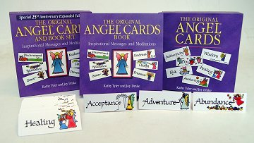 ANGEL CARDS SET  (Special 25th Anniversary Expanded Edition)