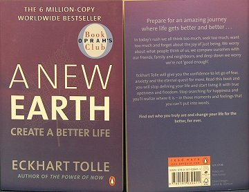 A NEW EARTH. AWAKENING TO YOUR LIFE'S PURPOSE