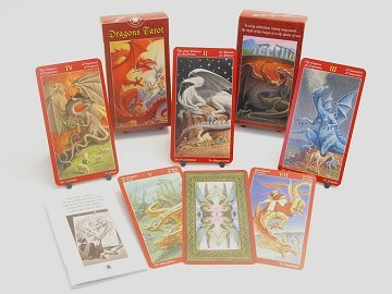 DRAGONS TAROT DECK