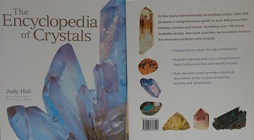 ENCYCLOPEDIA OF CRYSTALS HB