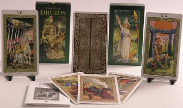 TAROT OF DRUIDS DECK