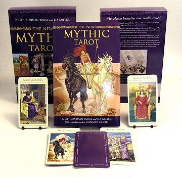 THE NEW MYTHIC TAROT SET