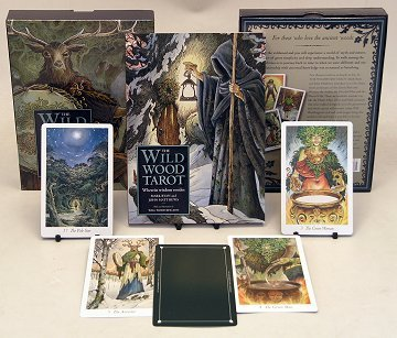 WILDWOOD TAROT SET