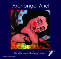 ARCHANGEL ARIEL - lion of God
