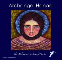 ARCHANGEL HANAEL - grace of God
