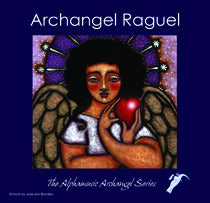 ARCHANGEL RAGUEL - friend of God