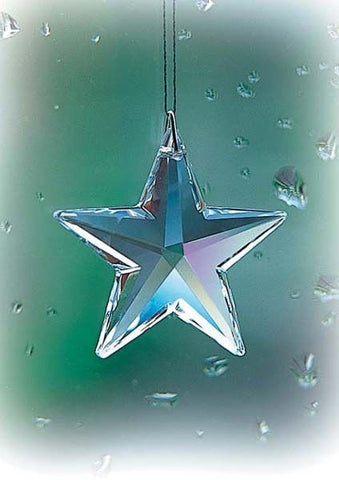 Feng Shui Crystal Star