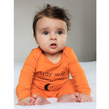 Load image into Gallery viewer, Stay Wild Moon Child Romper