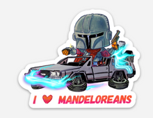 Load image into Gallery viewer, I LOVE MANDELOREANS