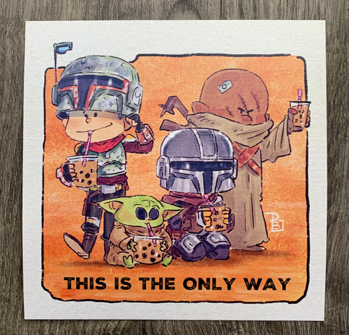 THE BOBA BUNCH