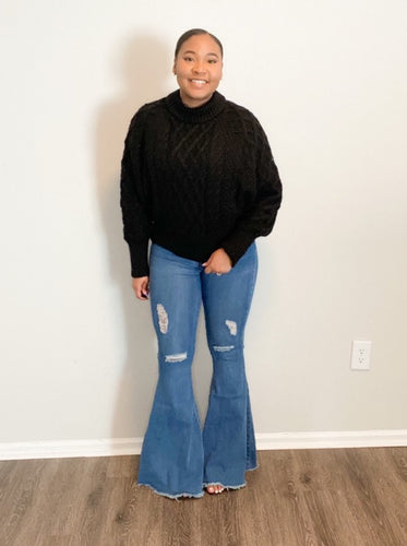 Babygirl Bell Bottom Jeans
