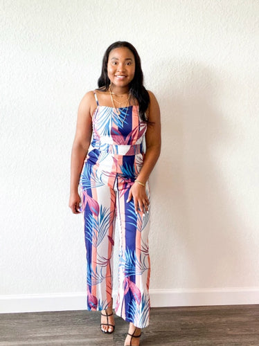 Tropical Joy Jumpsuit