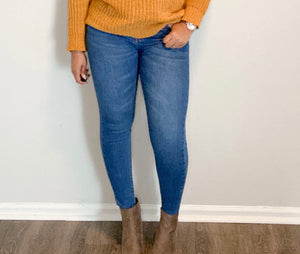 Medium Love Skinny Jeans